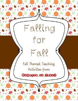 Falling for Fall: Common Core Aligned Math and ELA Center