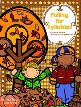 Falling for Syllables Packet