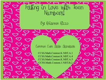 Falling in Love with Teen Numbers!