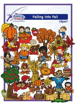 Falling into Fall Clipart