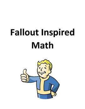 Fallout Inspired Math (Basic Operations)