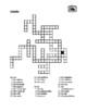 Familia (Family in Portuguese) Crossword puzzle