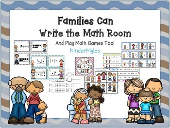 Families Can Write the Math Room