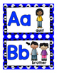 Family Alphabet!  Family words from A-Z!