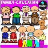 Family Clip Art Bundle