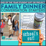 Christmas Gift for Parents - Family Conversation Starters