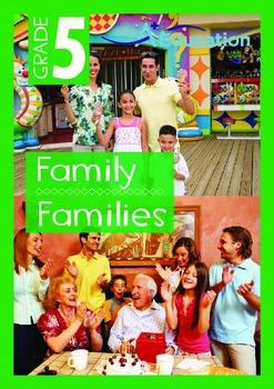 Family - Families - Grade 5