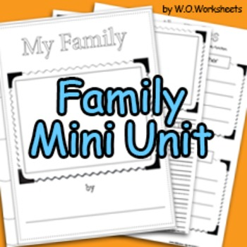 Family Unit, My Family