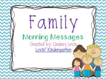 Family - Morning Messages