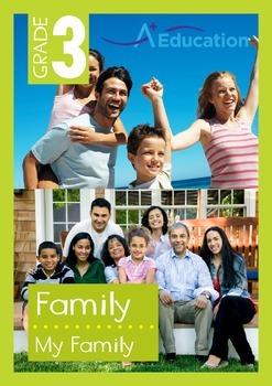 Family - My Family - Grade 3