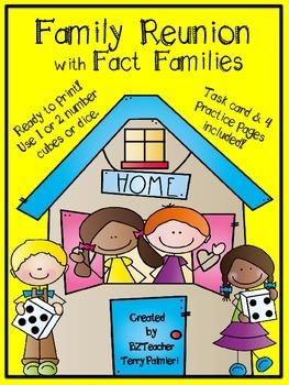 Family Reunion ~ Fact Families