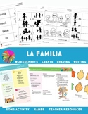 Family Spanish Lesson NEW BUNDLE