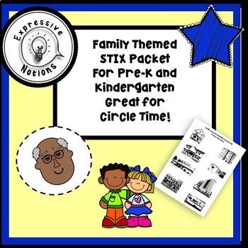 Family Theme STIX Packet