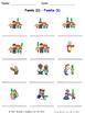 Family in Spanish Worksheets