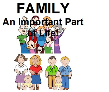Family: inegrated Unit Plan