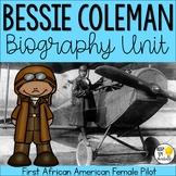 Bessie Coleman: Black History Month Activities