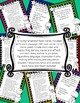 Famous African Americans Close Reading & Task Cards