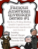 Famous American Inventors #1 {Morgan, Edison, and Bell}