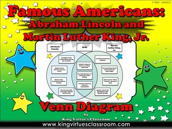 Famous Americans: Abraham Lincoln and Martin Luther King,