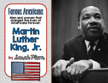 Famous Americans: Martin Luther King, Jr. {Original Non-Fi