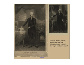 Famous Americans Primary Sources