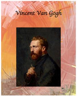 Famous Artist Vincent Van Gogh