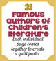 Famous Children's Authors Research Class Project
