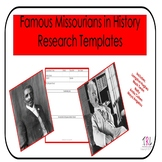 Famous Historical People of Missouri Research Activity