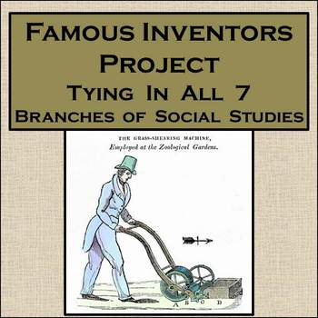 Inventions - Famous Inventors & Their Inventions Presentat