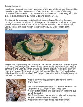 Famous Landforms Project