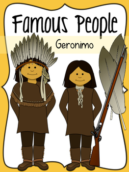 Famous People: Geromino