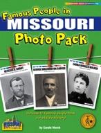 Famous People from Missouri Photo Pack