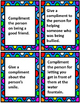 Fan 'N Pick Compliments Lesson Plan and Activity