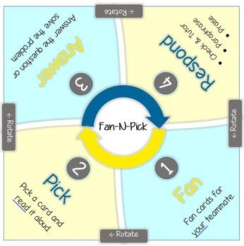 Fan N Pick Mat