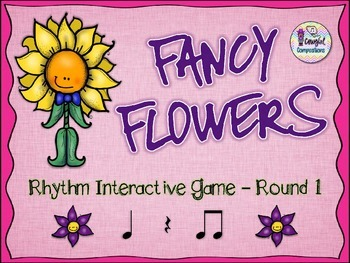 Fancy Flowers - Round 1 (Ta/Rest and Ti-Ti)