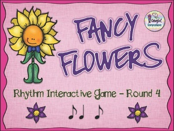 Fancy Flowers - Round 4 (Syncopa)