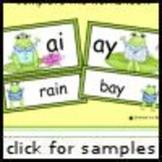 Fancy Froggies (Sorting ai and ay)