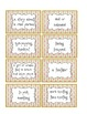 Fancy Nancy Dazzling Book Report and Common Core Response Sheets