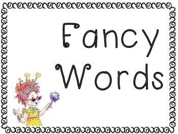 Fancy Word