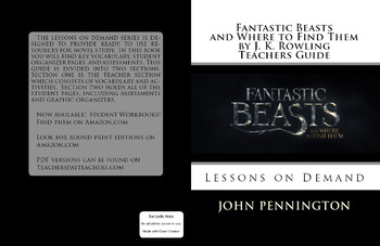 Fantastic Beasts and Where to Find Them by J. K. Rowling T