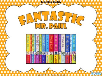Fantastic Mr Dahl - Roald Dahl Day Resources