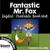 Fantastic Mr. Fox [Roald Dahl] Book Unit
