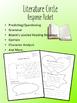 Fantastic Mr. Fox Literature Circle Response Packet- Book