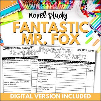 Fantastic Mr. Fox Novel Study