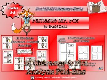 Fantastic Mr. Fox by Roald Dahl Character & Plot Analysis
