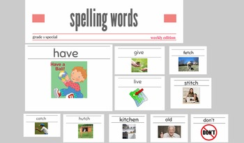 Fantastic Printer Friendly Tricky words with Amazing Zoom