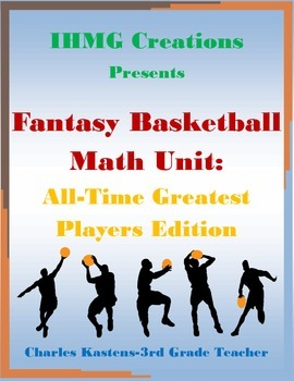Fantasy Basketball Math Unit: All-Time Greatest Players Ed
