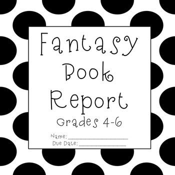 Fantasy Book Report