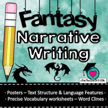 Fantasy / Narrative writing