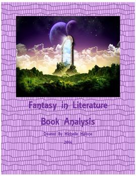 Fantasy in Literature / Book Analysis